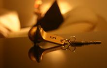 Schlüssel zum Hotel Kleine Festung